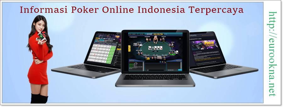 Informasi Poker Online Indonesia Terpercaya